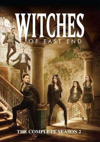 Witches of East End Season 2 cover