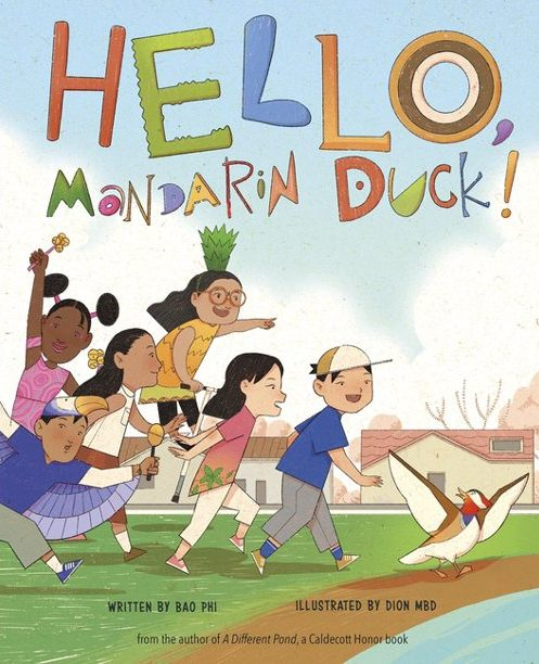 Hello, Mandarin Duck! cover