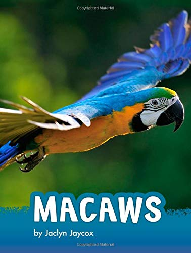 Macaws cover