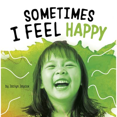 Sometimes I Feel Happy cover