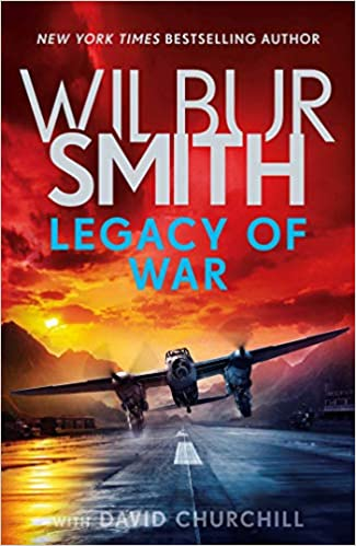 Legacy of War cover