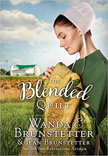 The Blended Quilt cover