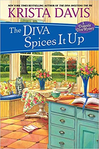 The Diva Spices It Up cover