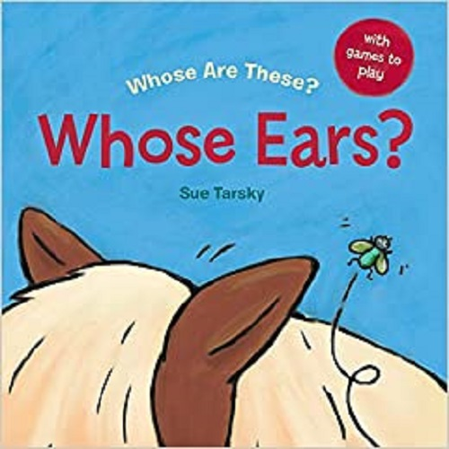 Whose Ears? cover