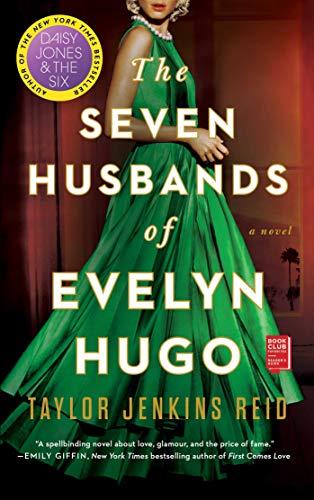 The Seven Husbands of Evelyn Hugo cover