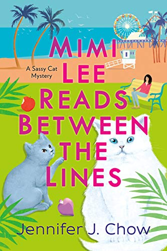 Mimi Lee Reads Between The Lines cover
