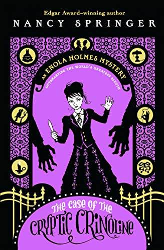 The Case of the Cryptic Crinoline cover