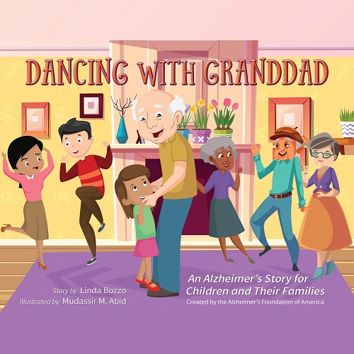 Dancing With Granddad cover