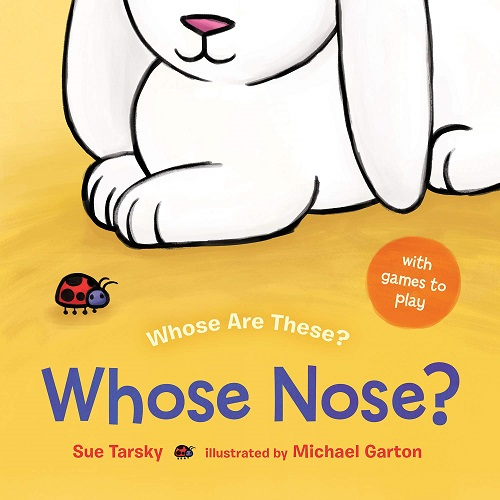 Whose Nose? cover