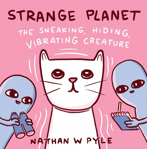 The Sneaking, Hiding, Vibrating Creature cover