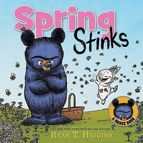 Spring Stinks cover