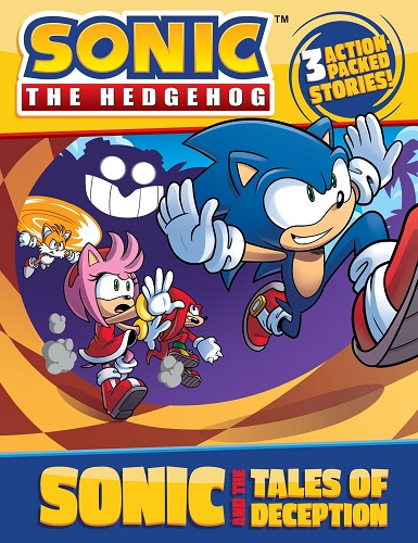 Sonic and the Tales of Deception cover