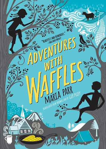 Adventures With Waffles cover
