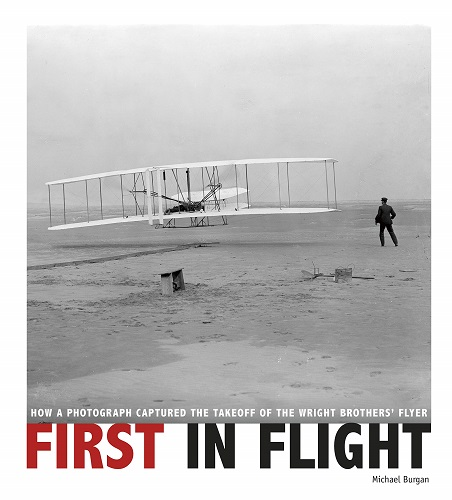 First In Flight cover