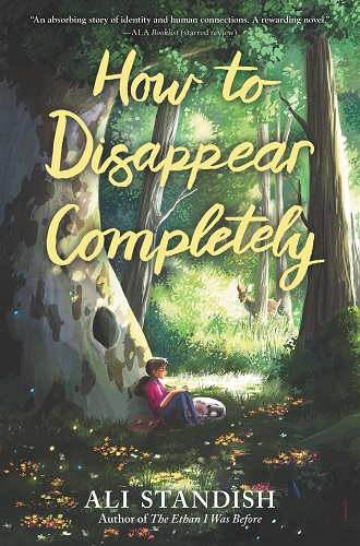 How to Disappear Completely cover