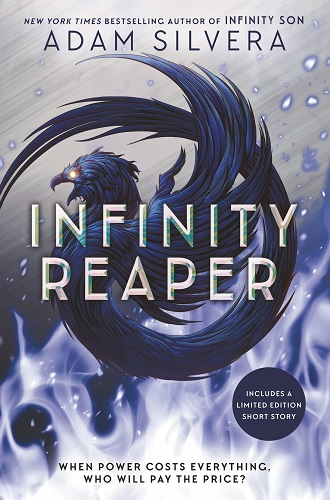 Infinity Reaper cover