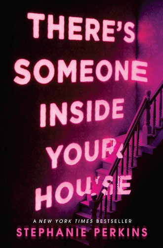 There's Someone Inside Your House cover