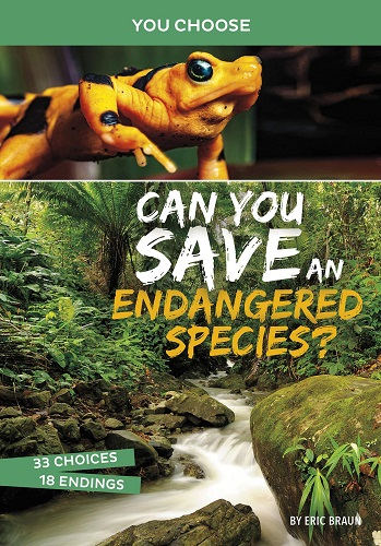 Can You Save an Endangered Species? cover