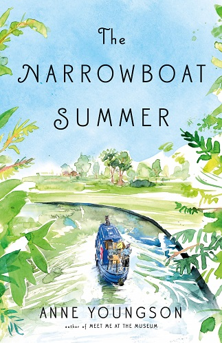 The Narrowboat Summer cover