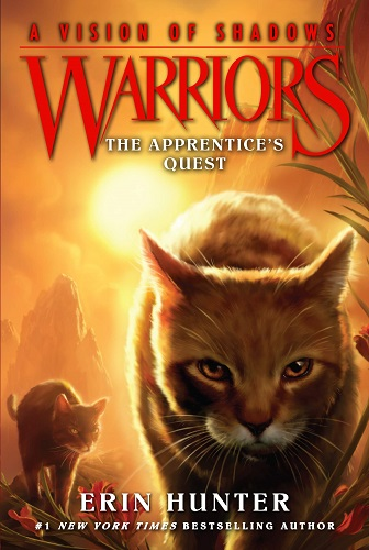 The Apprentice's Quest cover