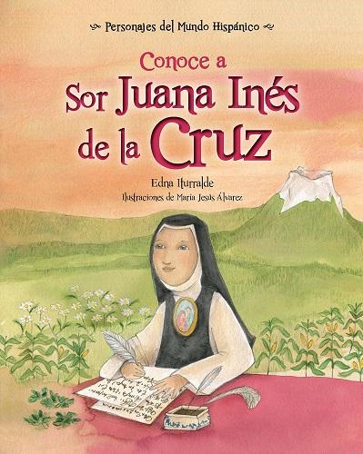 Sor Juana Ines de la Cruz cover
