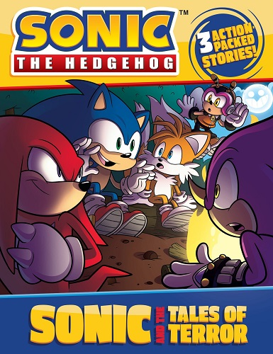 Sonic and the Tales of Terror cover