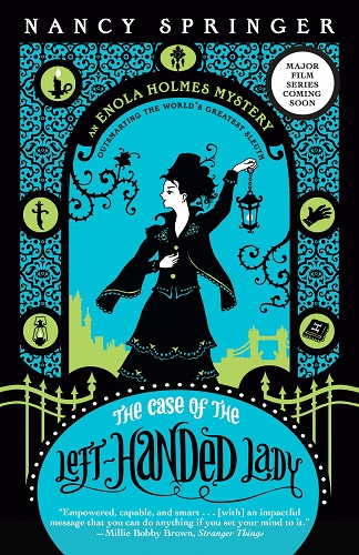 The Case of the Left-Handed Lady cover