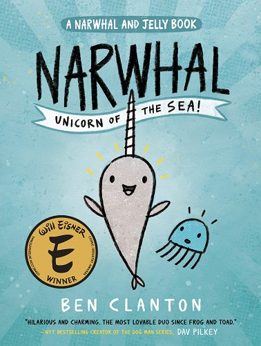 Narwhal: Unicorn of the Sea cover