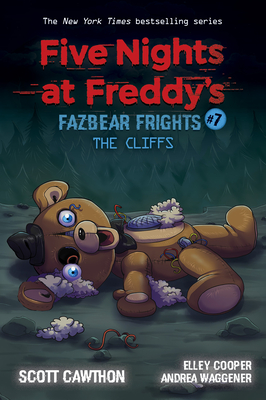 Five Nights at Freddy's: Fazbear Frights #7, The Cliffs cover