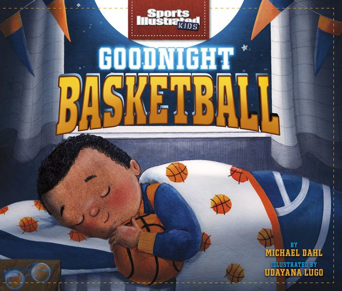 Goodnight Basketball cover