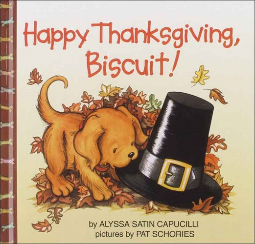 Happy Thanksgiving, Biscuit! cover
