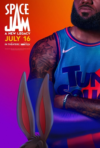 Space Jam: A New Legacy cover