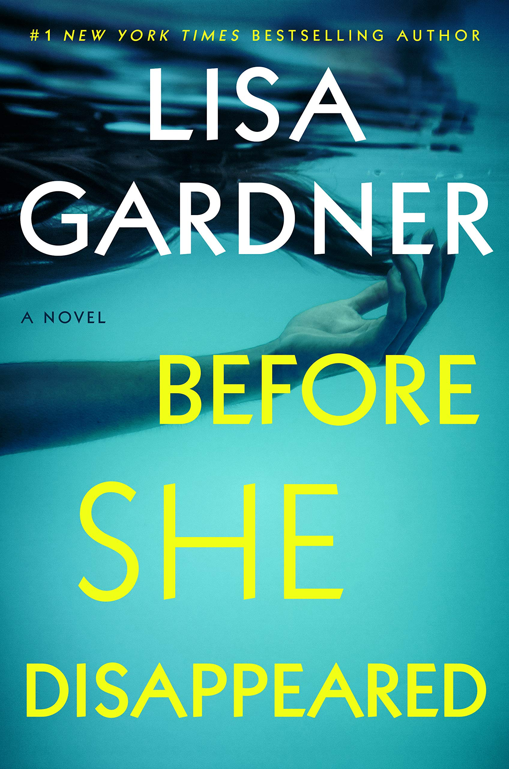 Before She Disappeared cover